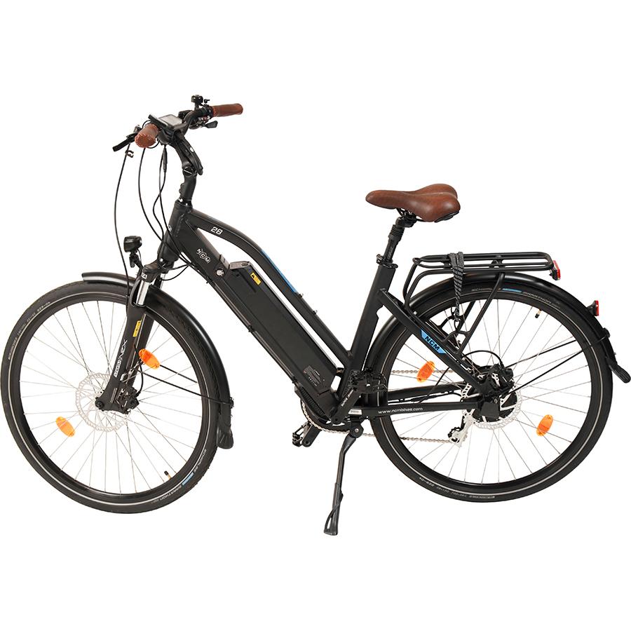 NCM Milano Plus 28'' - Vélo en position parking