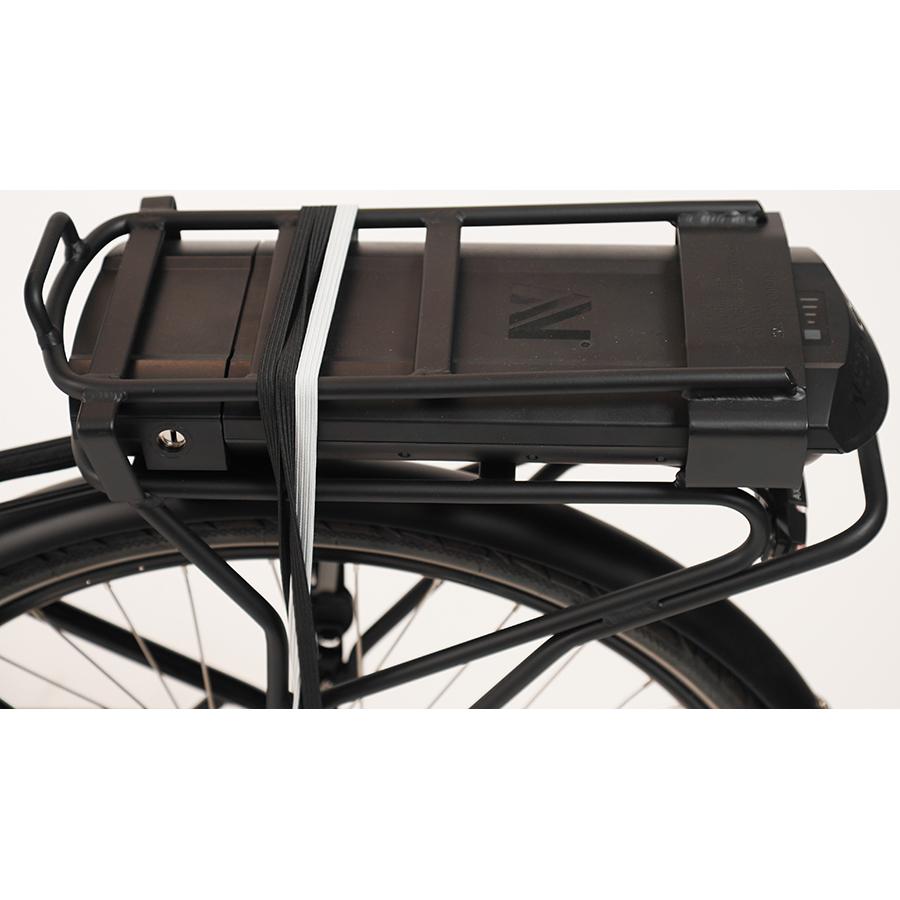 Neomouv Kalyso N7 HY 28'' 480 Wh - Batterie située sous le porte-bagages