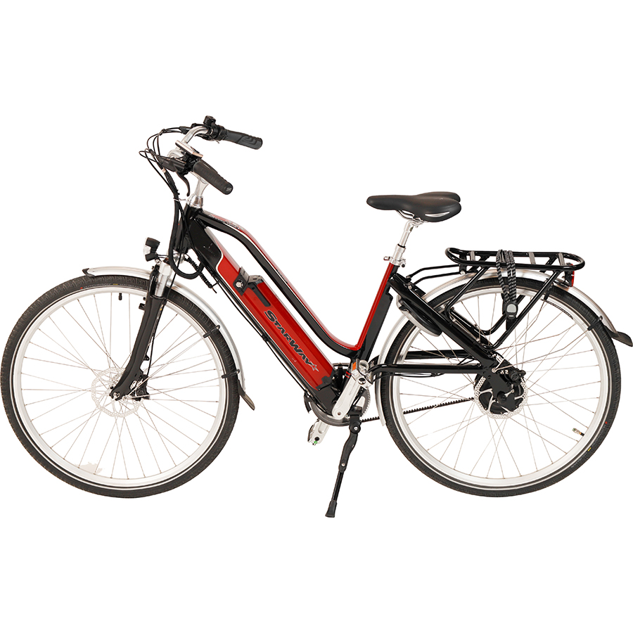 Starway Touring 28'' - Vélo en position parking