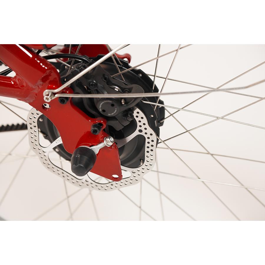 Starway Urban 26'' 14Ah 55Nm - Frein à disque hydraulique à l'arrière
