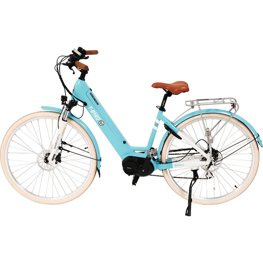 T-Bird Riviera - Vélo en position parking