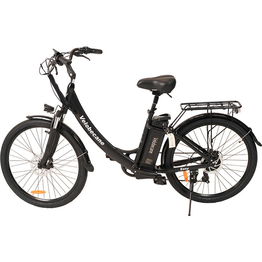 Vélobécane Easy + - Vélo en position parking