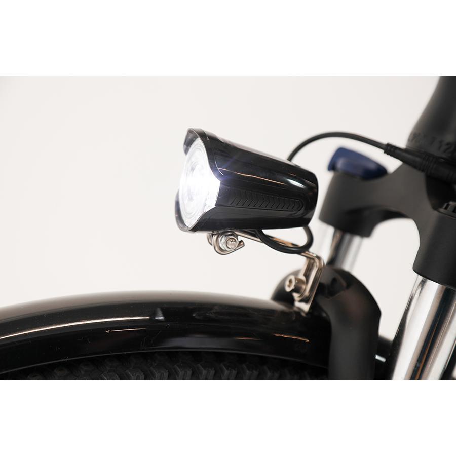 Vélobécane Easy + - Éclairage avant