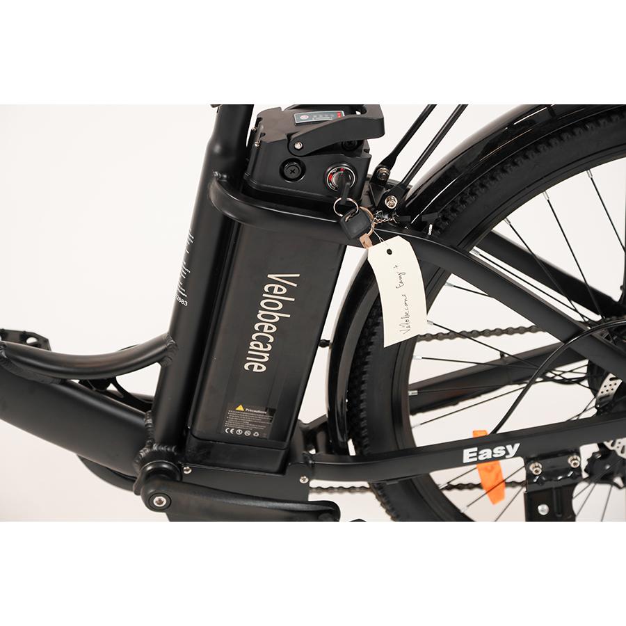 Vélobécane Easy + - Batterie