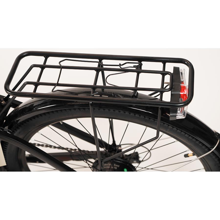 Vélobécane Easy + - Porte-bagages à l'arrière