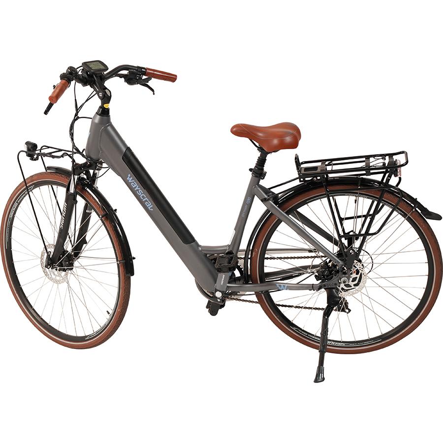 Wayscral Everyway E250 - Vélo en position parking