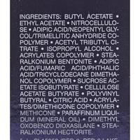 Dior 999 - Liste des ingrédients
