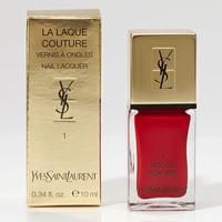 YSL La laque couture 1 rouge Pop Art - Vue principale
