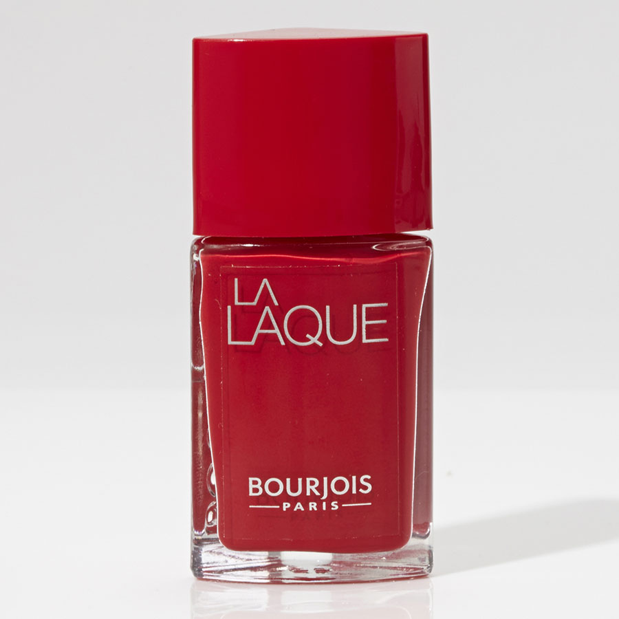Bourjois La laque 5 Are you reddy ? - Vue principale