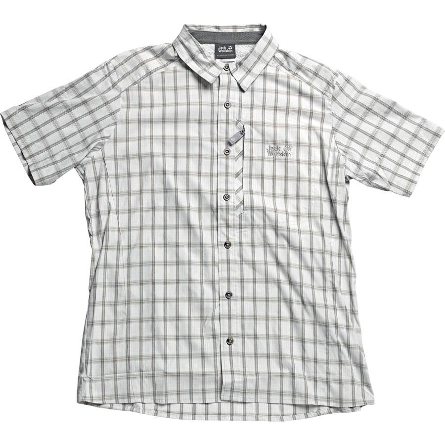 Jack Wolfskin Mountain Stretch Shirt men -