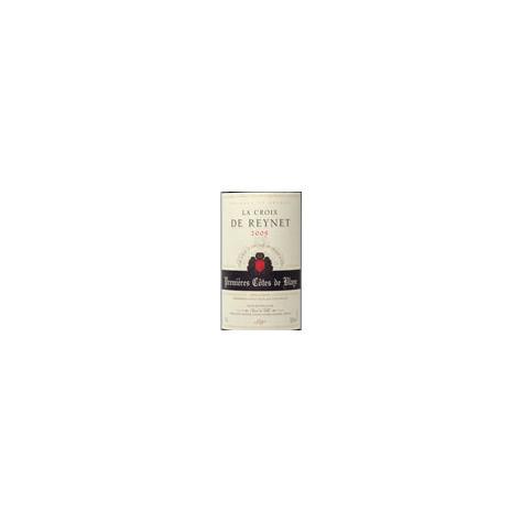 Premières Côtes de Blaye La Croix de Reynet 2005 -