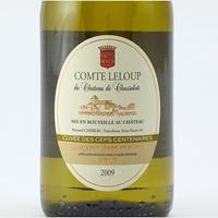 Comte Leloup du château de Chasseloir (cuvée des ceps centenaires) 2009