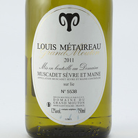 Louis Métaireau, Grand Mouton 2011