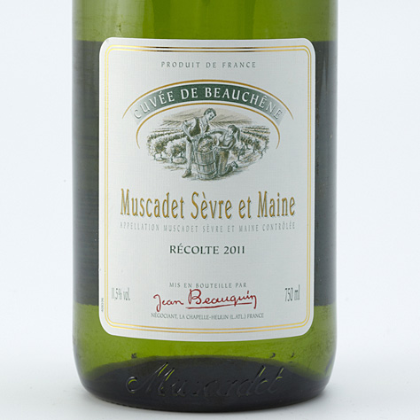 Cuvée de Beauchêne 2011, Jean Beauquin  -