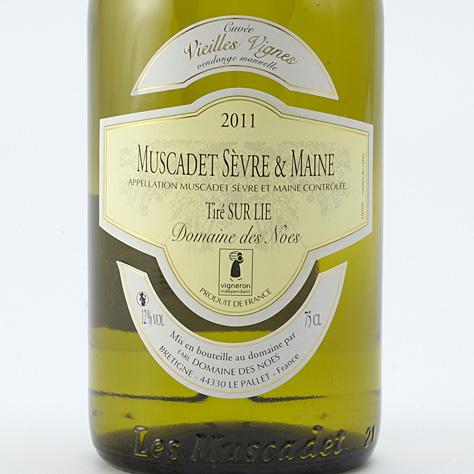 Vieilles vignes 2011, Domaine des Noes  -