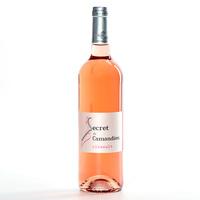 Vin-de-Pays-d'Oc Cuvée Secret de Camandieu Cinsault 2015, cave coopérative de Pepieux