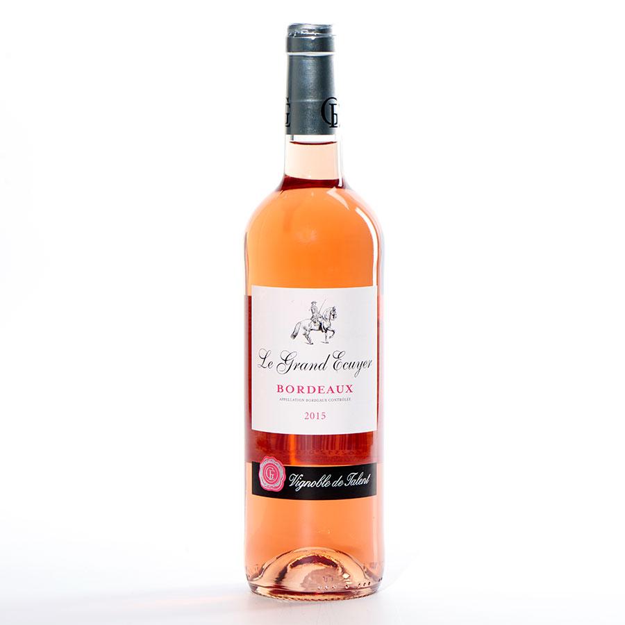 Bordeaux Le grand écuyer 2015, Maison Malet Roquefort -