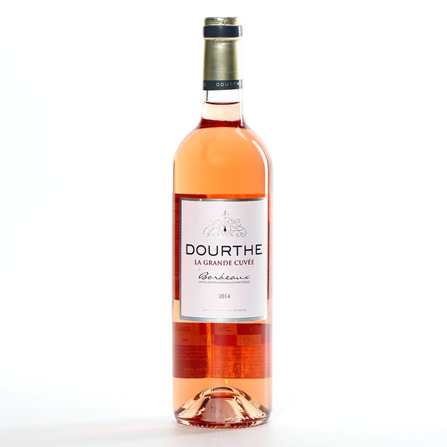 Bordeaux Rosé, La grande cuvée 2014, Maison Dourthe -