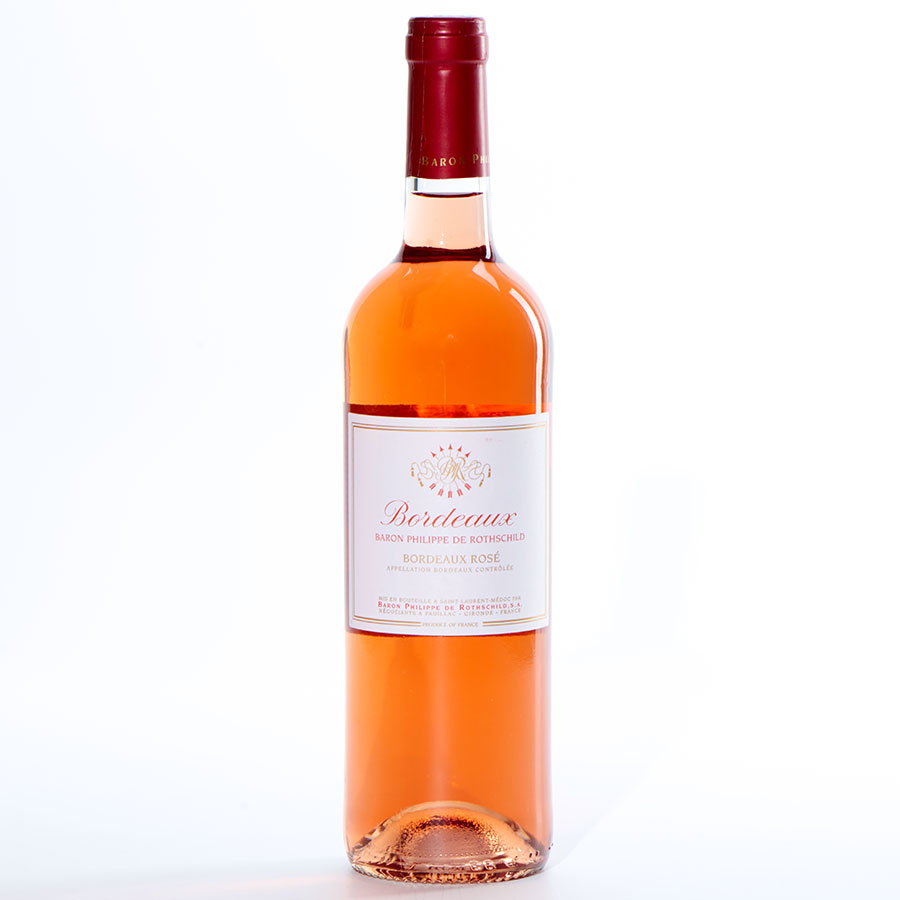 Bordeaux Rosé NM, Baron Philippe de Rothschild -