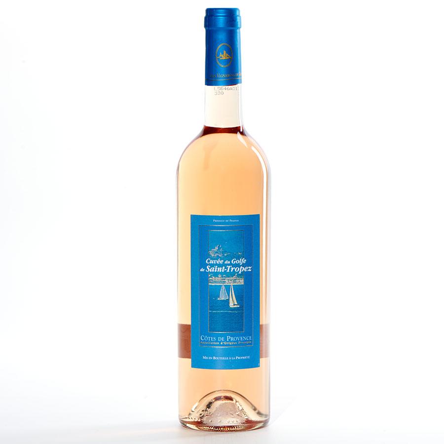 Côtes-de-Provence Cuvée du Golfe de St-Tropez 2015, Les vignerons de Grimaud -