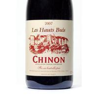 Chinon Les Hauts Buis 2007, les Caves de vins de Rabelais