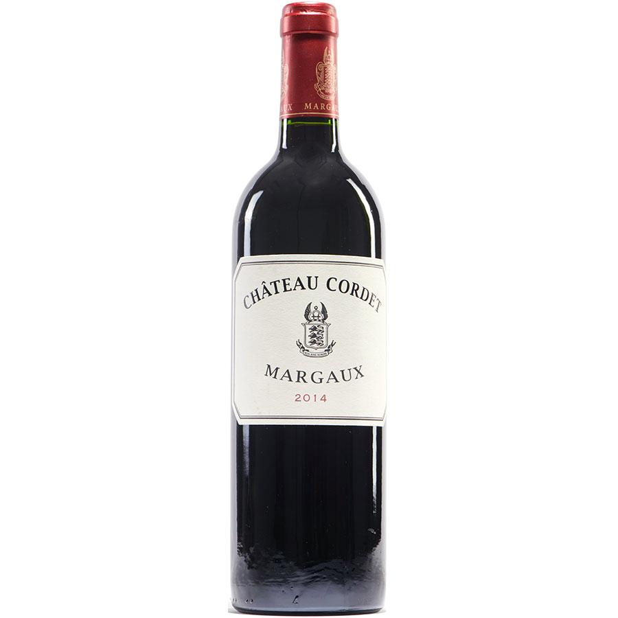 Château Cordet 2014 Margaux -