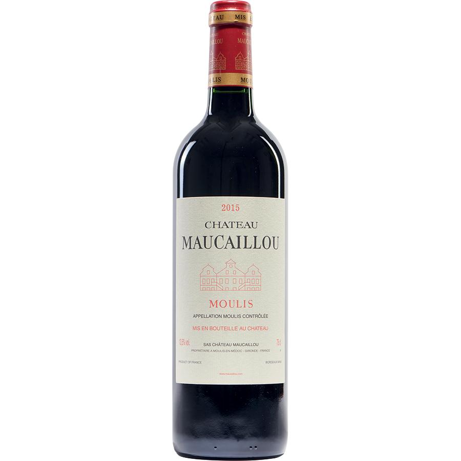 Château Maucaillou 2015 Moulis -