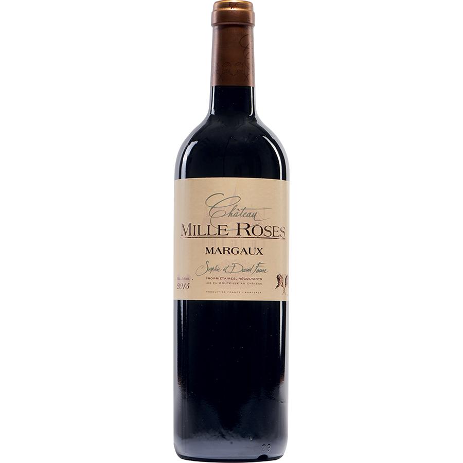 Château Mille Roses 2015 (AB) Margaux, Sophie et David Faure -