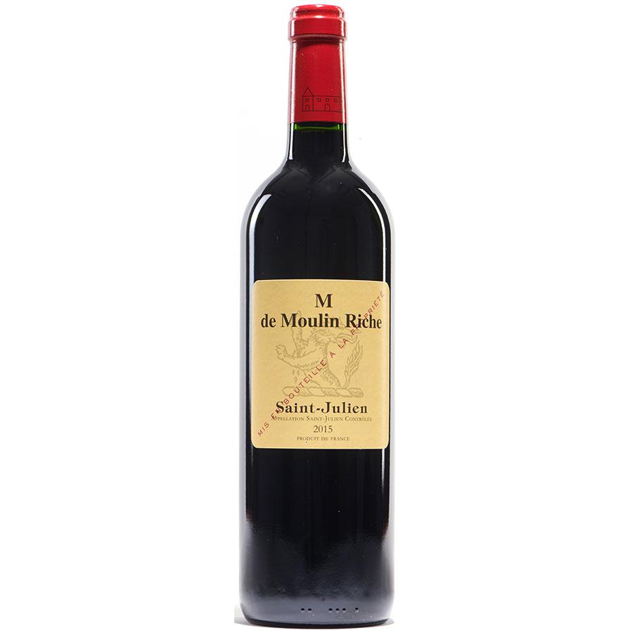 M de Moulin-Riche 2015 Saint-Julien -