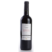 IGP Pays-d'Oc La Référence 2015, Bernard Magrez, cabernet sauvignon
