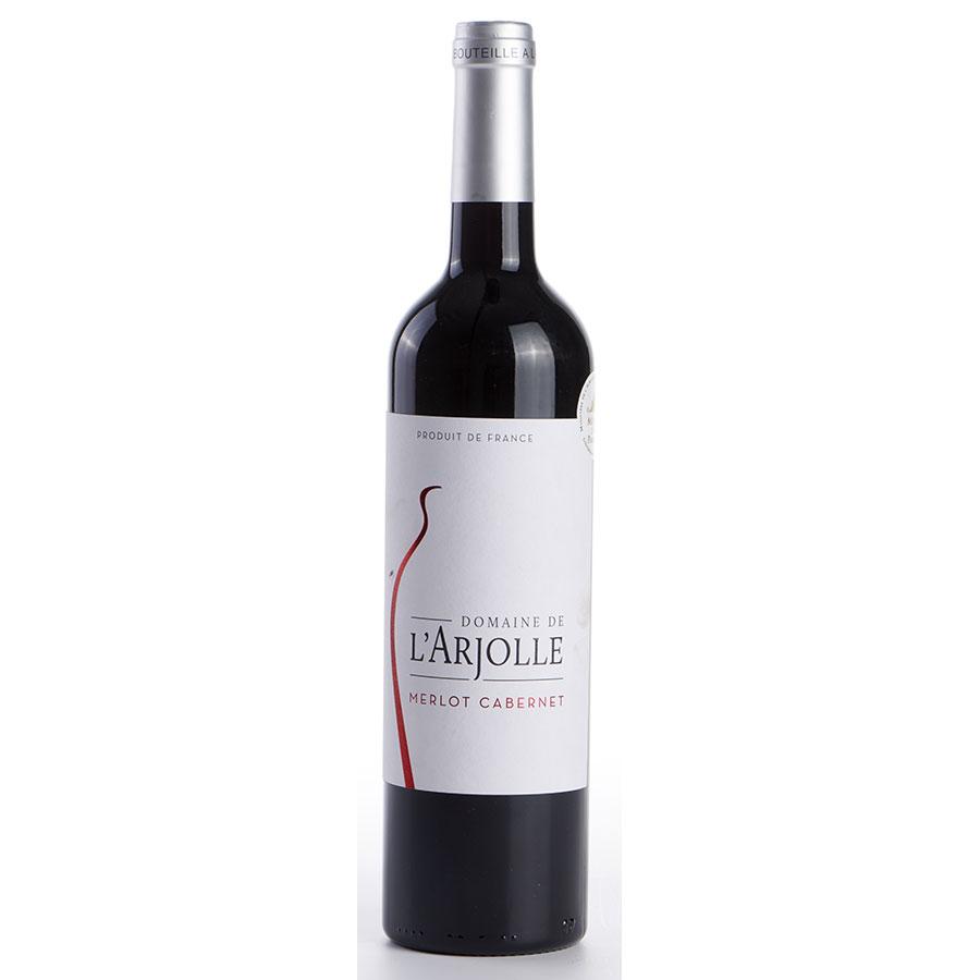 IGP Côtes-de-Thongue Rouge équilibre 2012 (merlot, cabernet sauvignon), Domaine de L'Arjolle  -