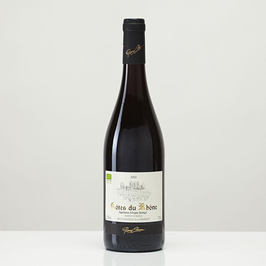 Côtes-du-rhône Pierre Chanau 2013, Vignerons de Villedieu-Buisson  -