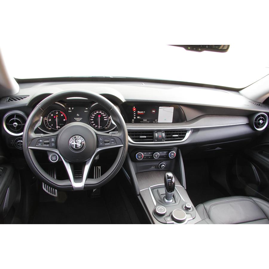 Alfa Romeo Stelvio 2.2 210 ch Q4 AT8 -