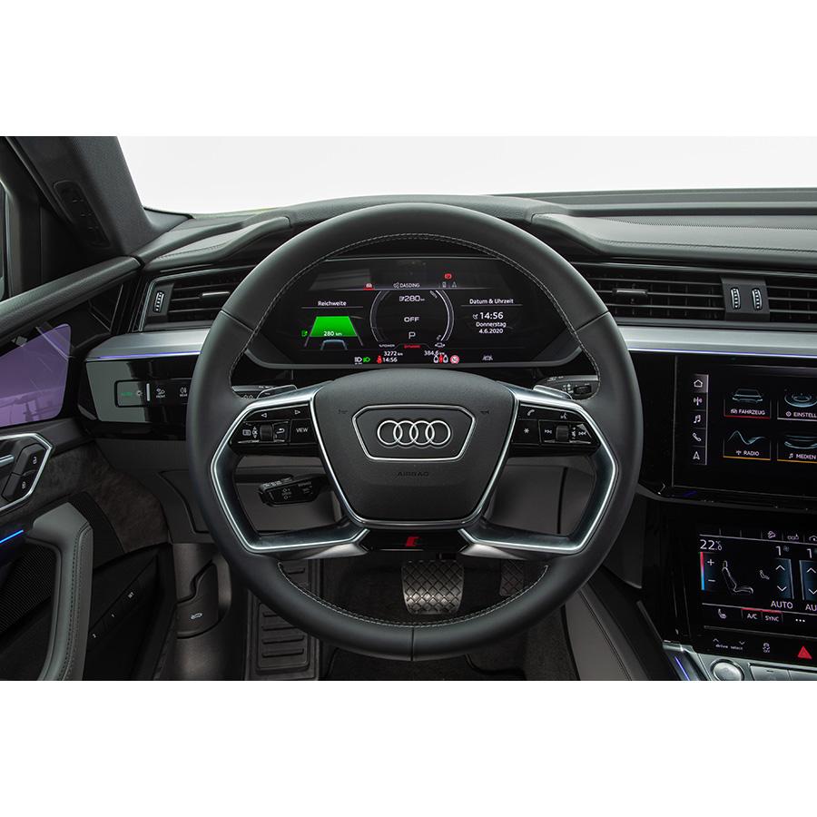 Audi e-tron Sportback 55 quattro 408 ch -