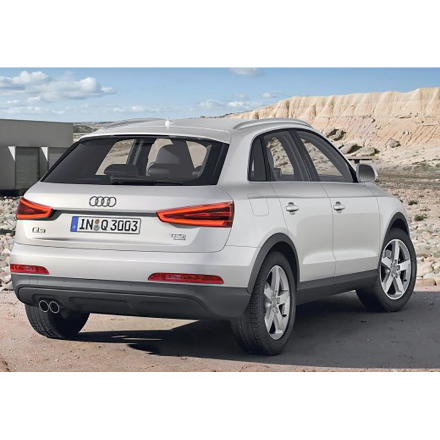 test audi q3 2 0 tfsi s tronic 7 comparatif suv 4x4. Black Bedroom Furniture Sets. Home Design Ideas