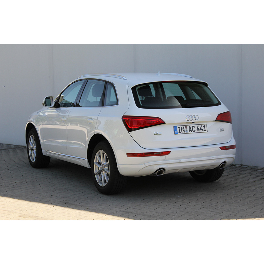 test audi q5 quattro v6 3 0 tdi clean diesel 258 s tronic 7 comparatif suv 4x4 crossover. Black Bedroom Furniture Sets. Home Design Ideas
