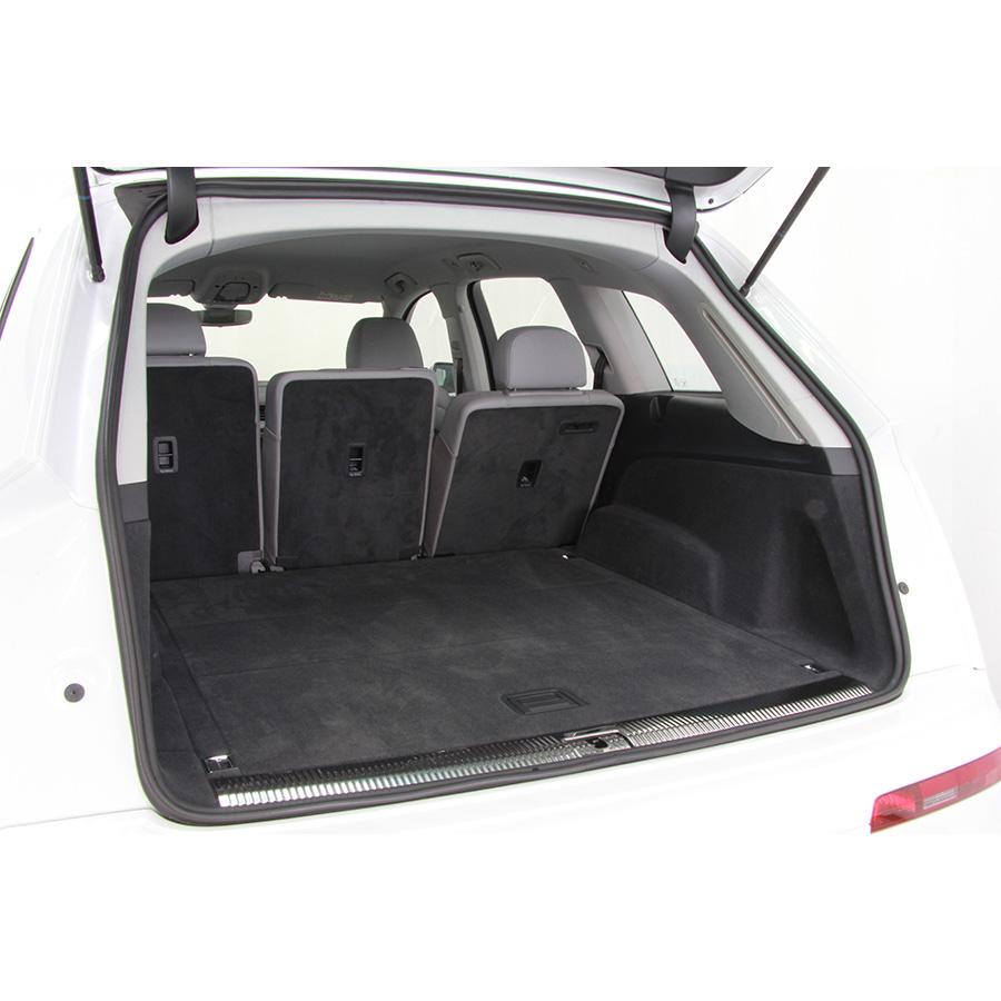 test audi q7 3 0 v6 tdi clean diesel 218 quattro tiptronic a comparatif suv 4x4 crossover. Black Bedroom Furniture Sets. Home Design Ideas