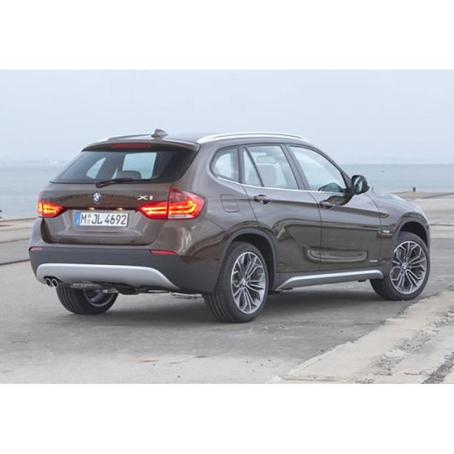 test bmw x1 sdrive20d efficientdynamics comparatif suv. Black Bedroom Furniture Sets. Home Design Ideas