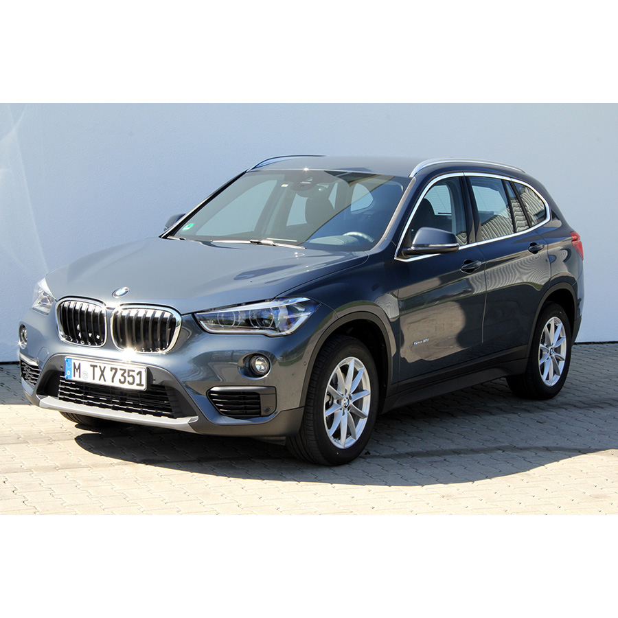 test bmw x1 sdrive18i 136 ch comparatif suv 4x4 crossover ufc que choisir. Black Bedroom Furniture Sets. Home Design Ideas