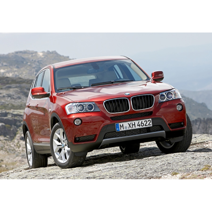 test bmw x3 sdrive18d comparatif suv 4x4 crossover ufc que choisir. Black Bedroom Furniture Sets. Home Design Ideas