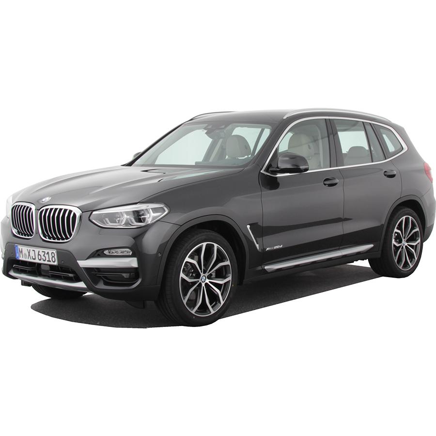 BMW X3 xDrive20d 190ch BVA8 -