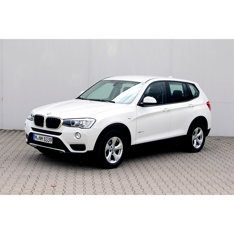 test bmw x3 xdrive20d steptronic a comparatif suv 4x4 crossover ufc que choisir. Black Bedroom Furniture Sets. Home Design Ideas