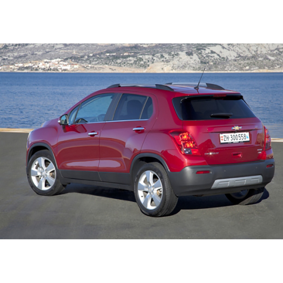 test chevrolet trax 1 4 t 140 s s 4x4 comparatif suv. Black Bedroom Furniture Sets. Home Design Ideas