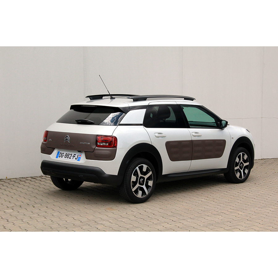 test citro n c4 cactus puretech 110 s s comparatif suv 4x4 crossover ufc que choisir. Black Bedroom Furniture Sets. Home Design Ideas
