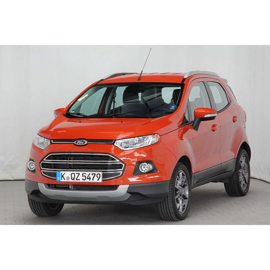 test ford ecosport 1 0 ecoboost 125 comparatif suv 4x4 crossover ufc que choisir. Black Bedroom Furniture Sets. Home Design Ideas
