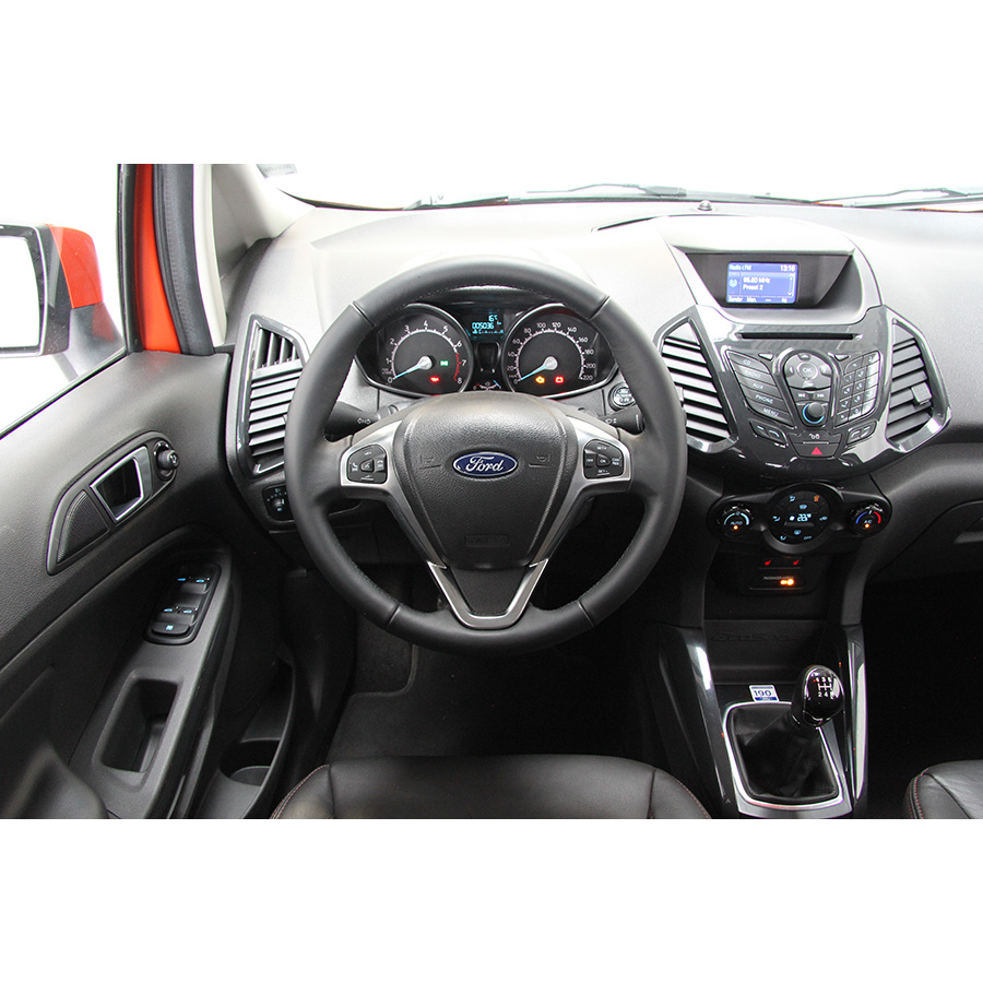 Ford EcoSport 1.0 EcoBoost 125 -