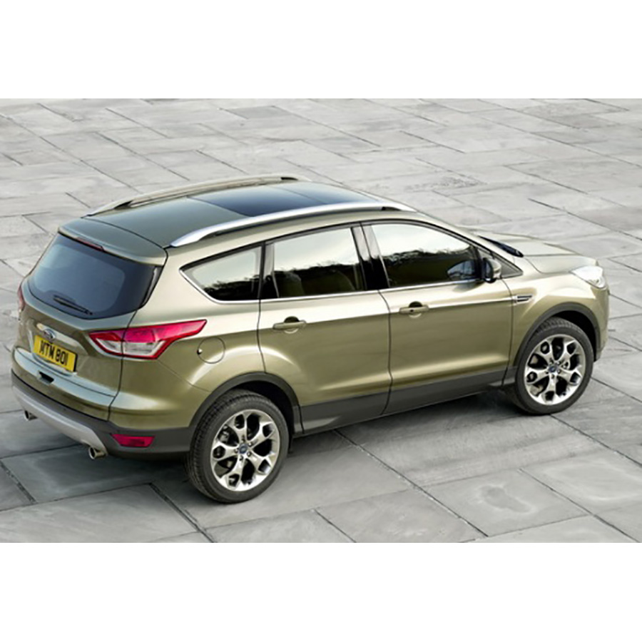 test ford kuga 2 0 tdci 140 4x4 comparatif suv 4x4. Black Bedroom Furniture Sets. Home Design Ideas