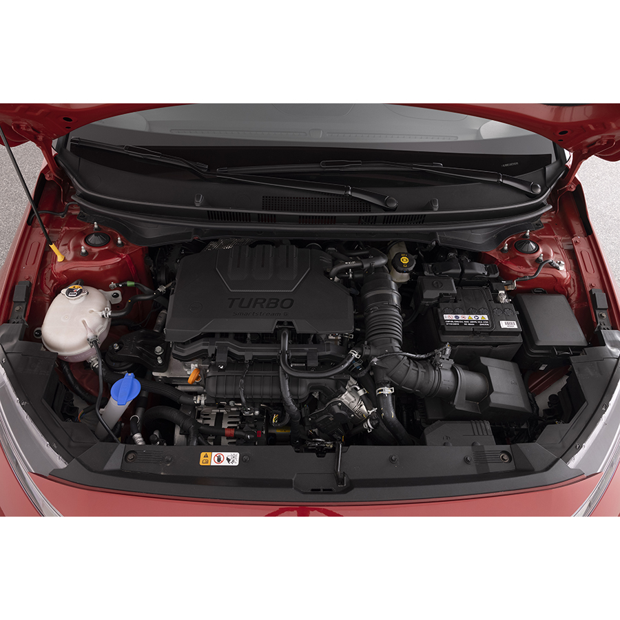 Hyundai Bayon 1.0 T-GDi 100 DCT-7 Hybrid 48V -