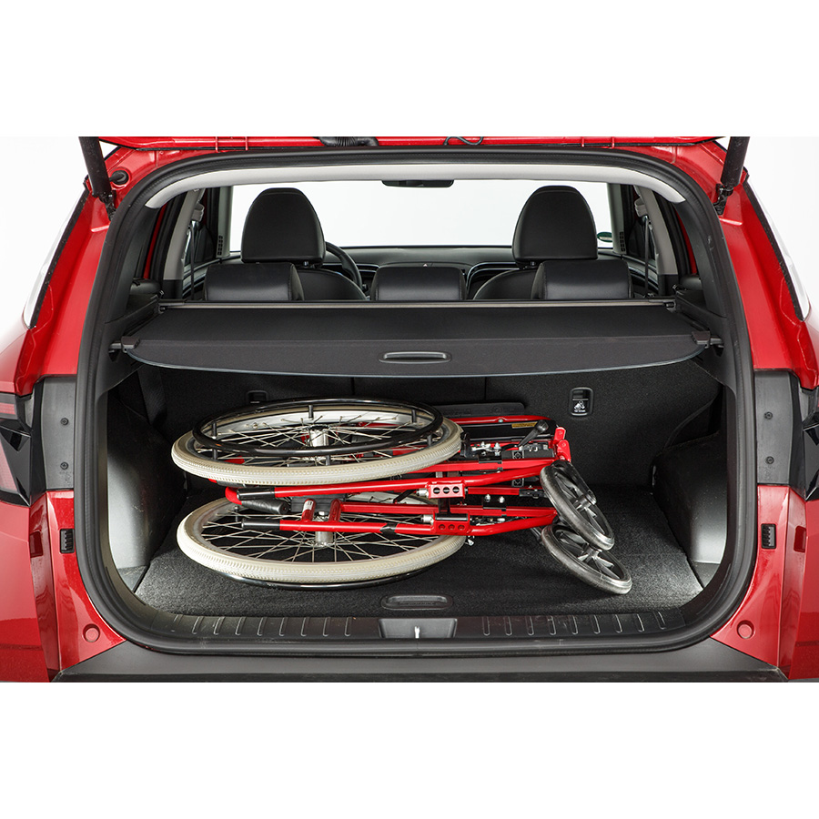 Hyundai Tucson 1.6 CRDi 136 Hybrid 48V DCT-7 -
