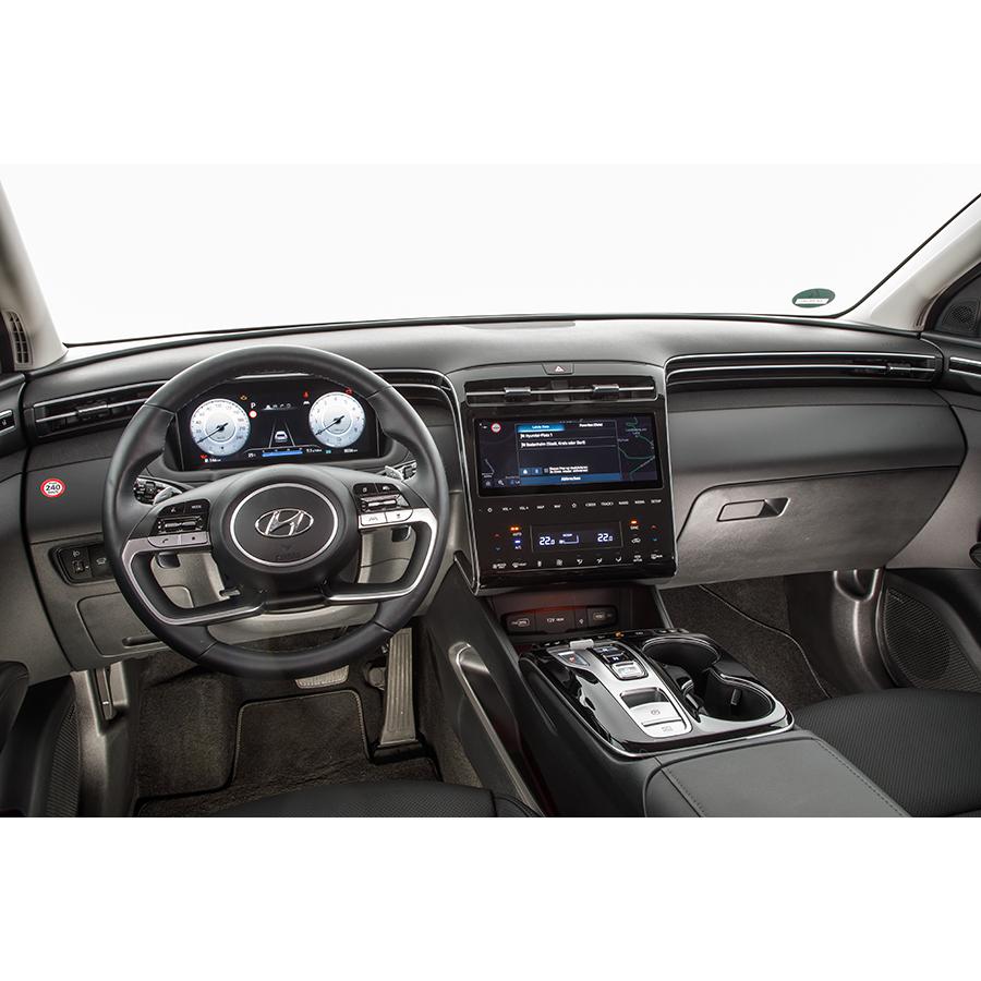Hyundai Tucson 1.6 T-GDI 230 Hybrid BVA6 -